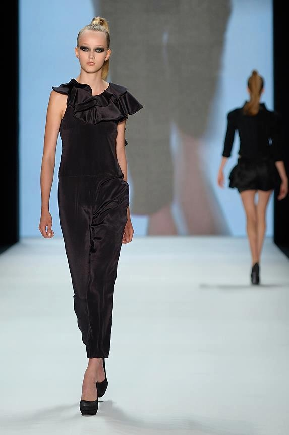 Camilla Salgaard - Mercedes Benz Fashion Week