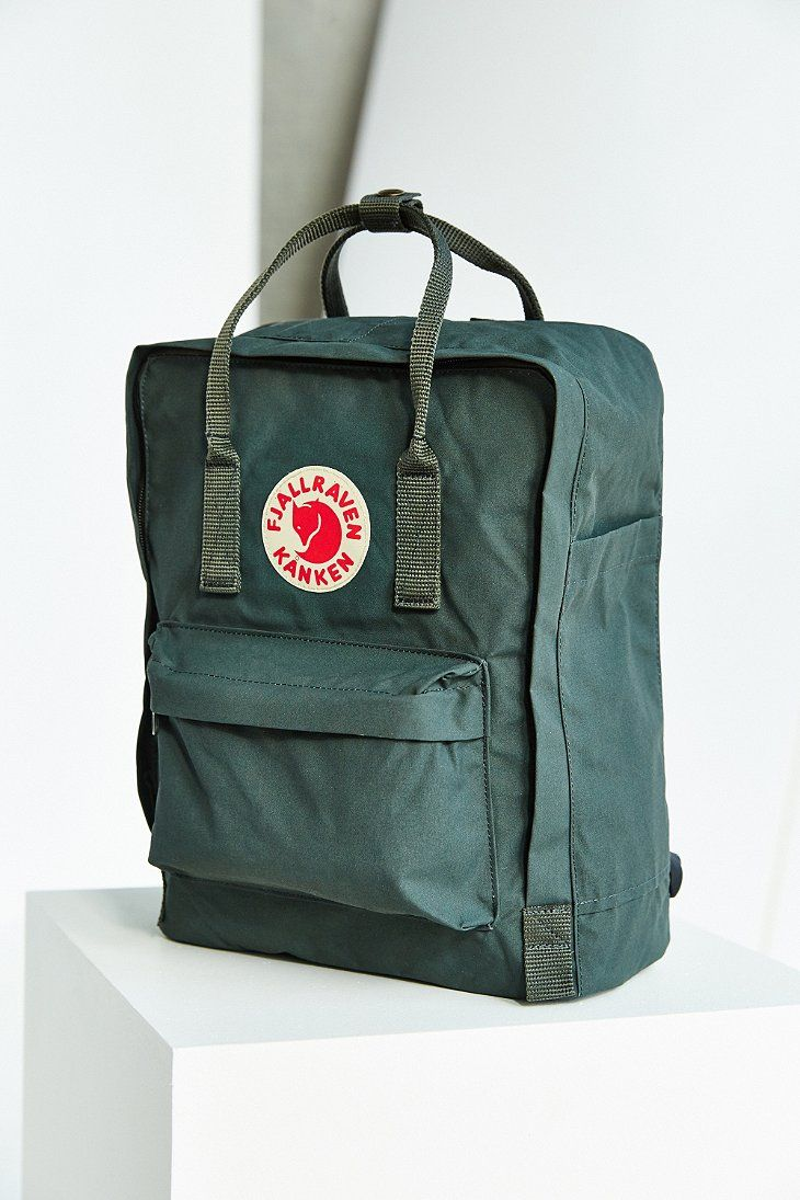 Fjallraven Kanken Backpack | Hearty bags | Kanken backpack ...