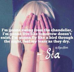 Interesting Chandelier Four Tet Remix Lyrics Pictures - Chandelier ...
