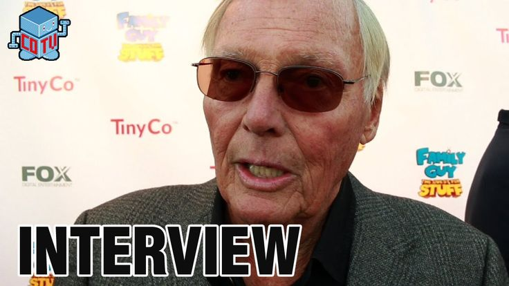 Adam West Interview Family Guy Quest For Stuff
