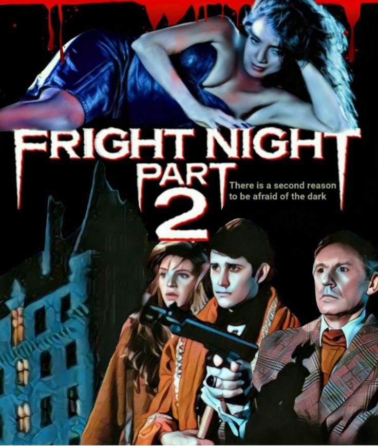 Fright Night 2 1989 Horror Movie Vampires