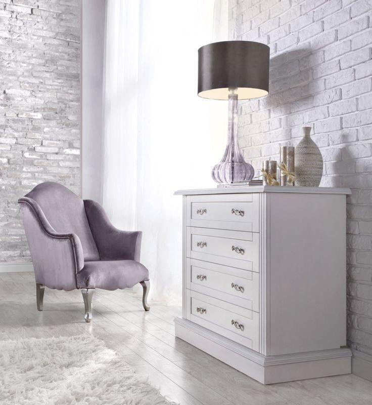 Meblonowak fotel Retro / armchair