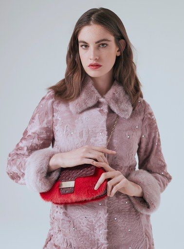 Blumarine Pre-Fall 2018 Fashion Show Collection