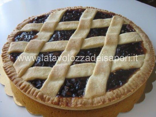 Crostata di Prugne e Noci  http://www.latavolozzadeisapori.it/ricette/crostata-di-prugne-e-noci