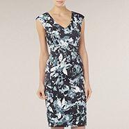 Monochrome Dress - Available at Debenhams! #Fashion #Clothes #Style #BlackAndWhite