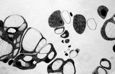 mønster tegning af cclausen
