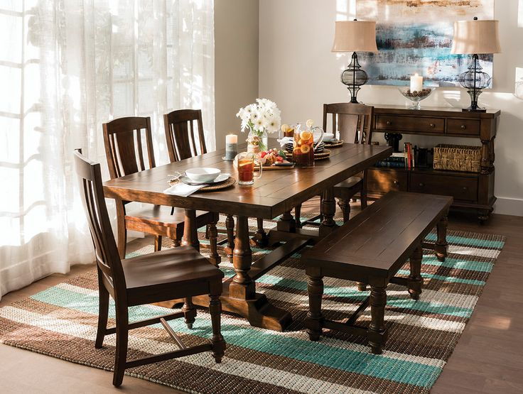 See Living Spaces Dining Room Furniture Inspirations
