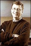 Bill Gates - helping change the world through his foundation.