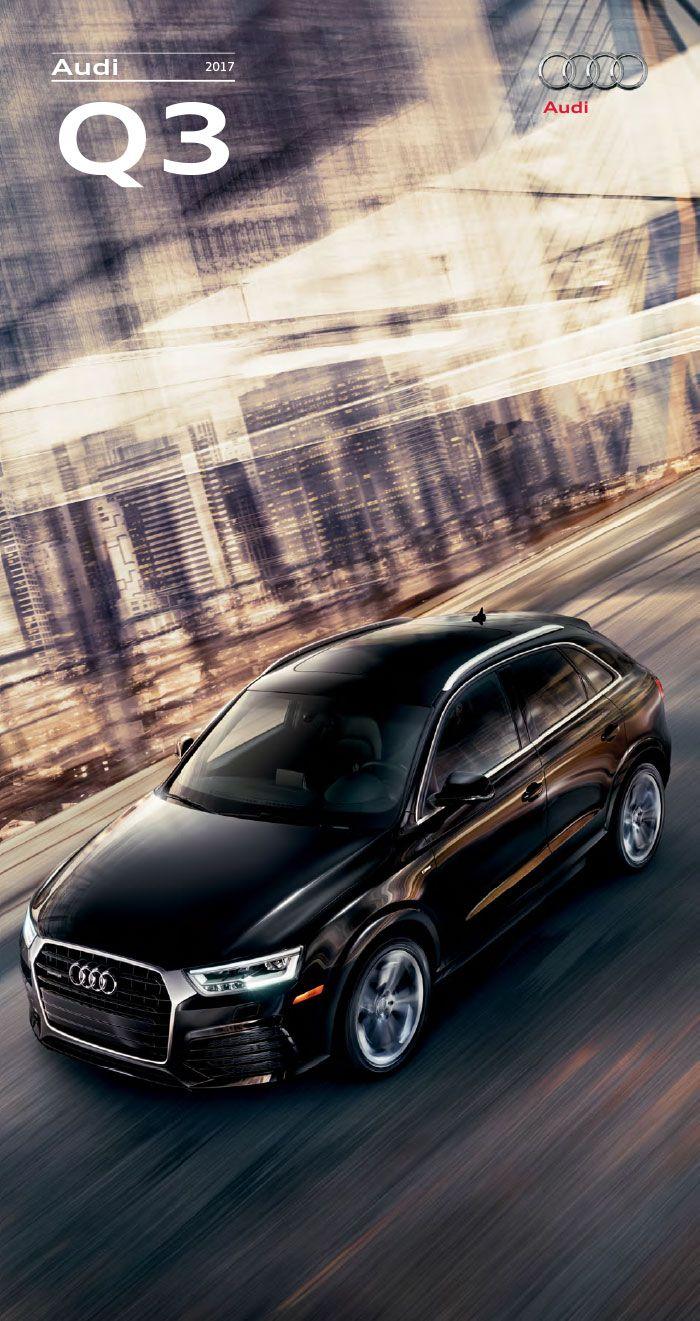 2017 Audi Q3 Brochure