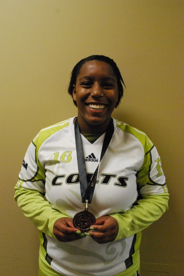 Kiona Mercer-Tremblay  Forward (Women's Soccer)