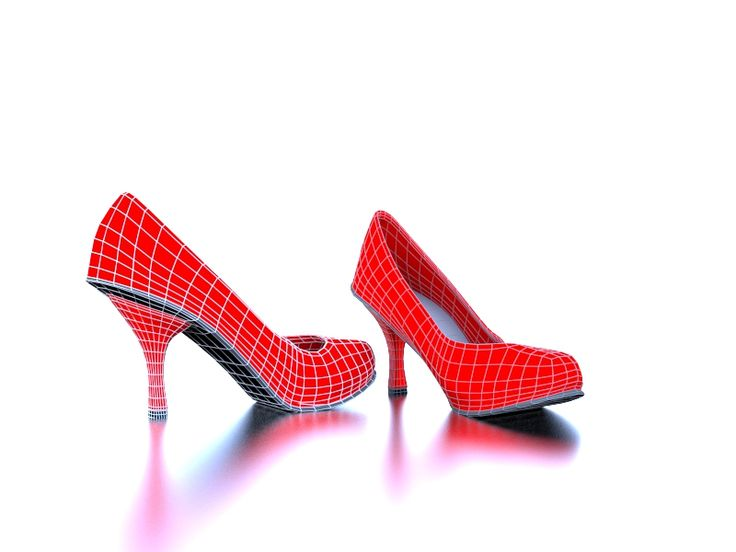 Wired High Heels