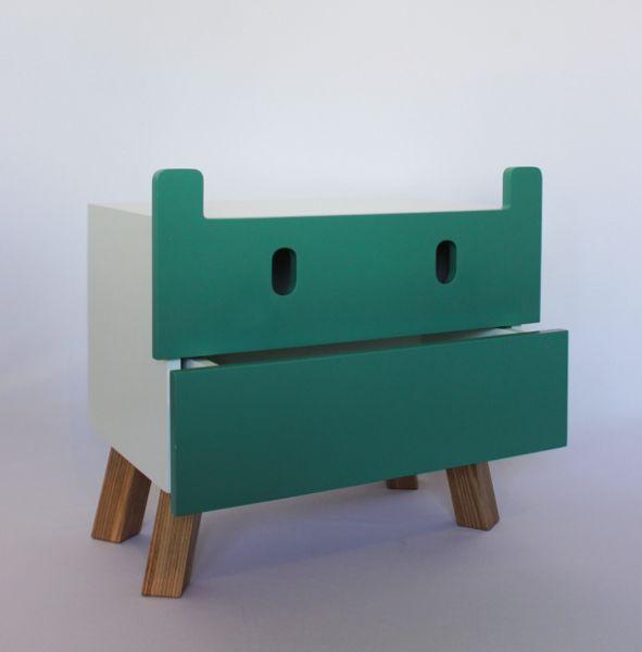BLOG DECO DESIGNMostros des meubles design pour enfants par Oscar Nunez - BLOG DECO DESIGN