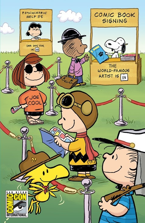 Image detail for -... Exclusive Covers For 'Adventure Time,' 'Marceline,' 'Peanuts' And More