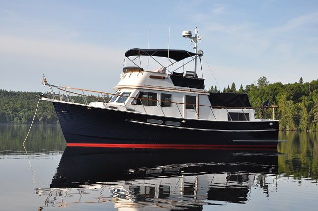 Monk 36 trawler for sale