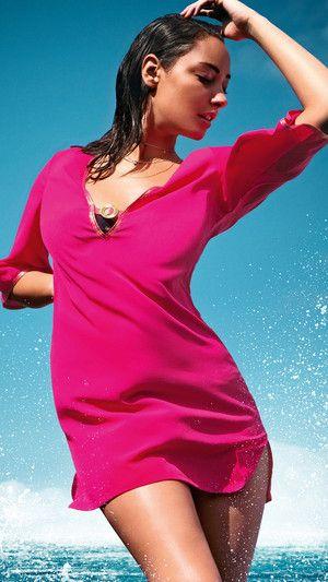 #PrimaDonnaSwim Riviera in Cherry Berry #lingerie