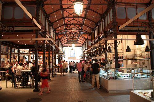 El Mercado de San Miguel, Madrid