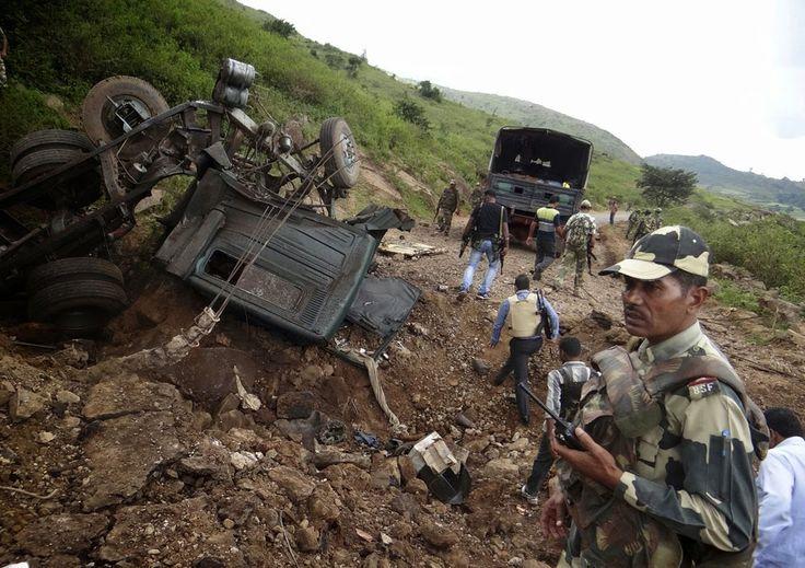VSK - Telangana: 1,034 security personnel killed in Maoist attacks ...