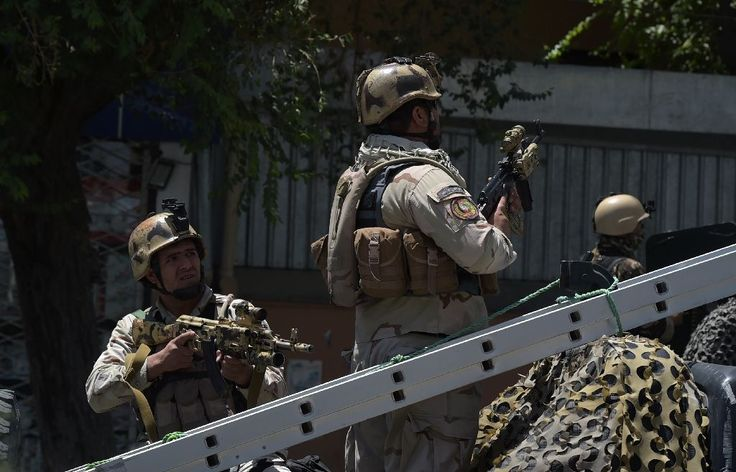 Is claims attack on iraq embassy in kabul with images