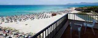 Mallorca: Son Baulo wit zandstrand nabij Ca'n Picafort op Ma...