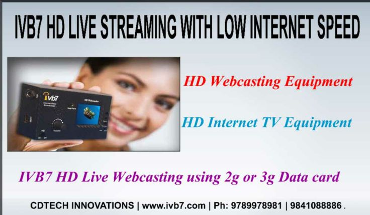 IVB7 interactive webcasting solution helps you to stream the videos in the the most powerful and interactive approach to communicate to the audiences across the globe in a fast and efficient manner. For Details Visit http://ivb7.com.