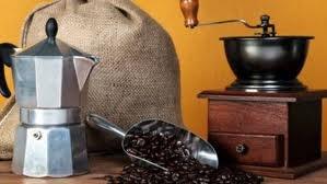 The coffee grandmother