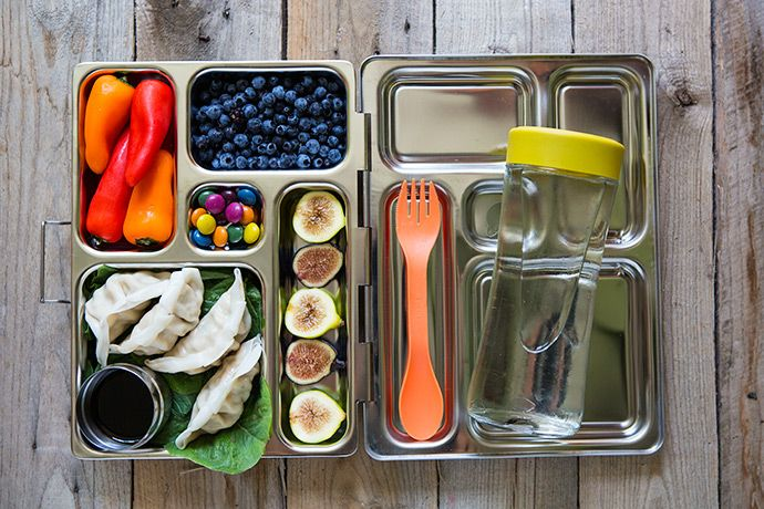 What You Actually Need to Pack No-Waste, Eco-Friendly School Lunches via FoodforMyFamily.com