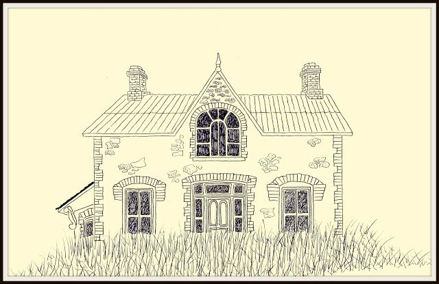 Sticks & Stones and the souls that created them: Osler Stone House