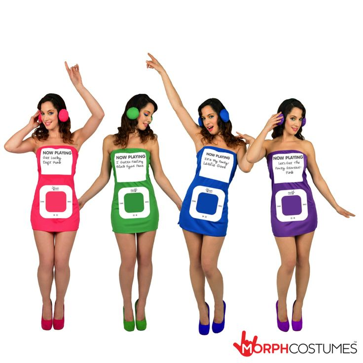 14 mejores imgenes de best group fancy dress costumes en pinterest group costume inspiration turn yourself into everyones must have gadget with a mp3 playa costume no one will be able to resist fiddling with your shuffle solutioingenieria Image collections