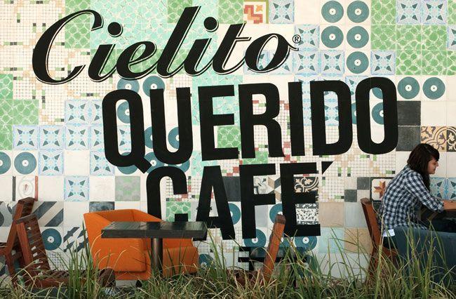 CIELITO Cafes, México City  by Ignacio Cadena & Héctor Esrawe  2010