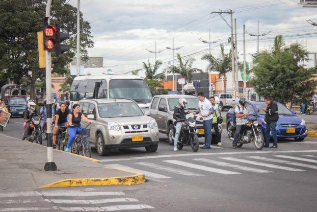 La Secretaría de Tránsito y Transporte anuncio la rotación de Pico y Placa desde el 1 de julio de 2016.