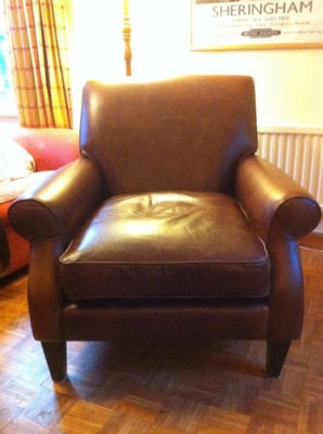 45 best images about Leather armchairs on Pinterest