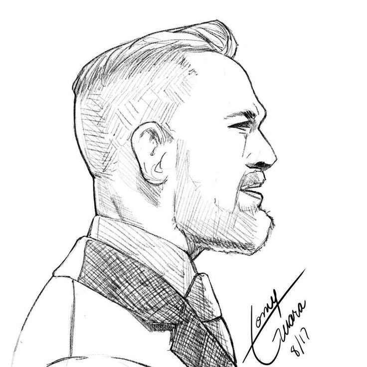 Who's watching the fight tonight McGregor @thenotoriousmma vs @Mayweather. And who do you have winning? Want a chance for me to draw you post an image with the hashtag #SketchMeTony