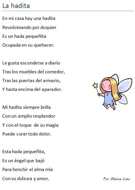 "Poema infantil. Uso de la ""h"" muda. Bilingual Education"