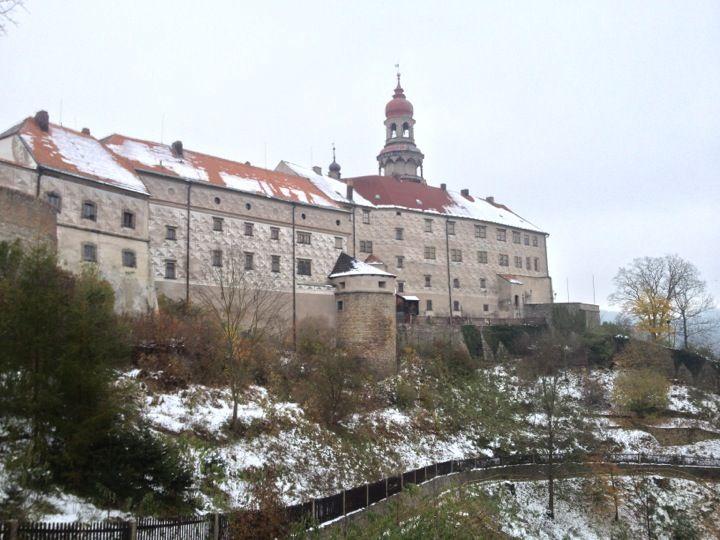 Náchod ve městě Czech Republic
