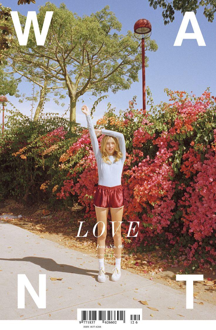 Love Want Magazine