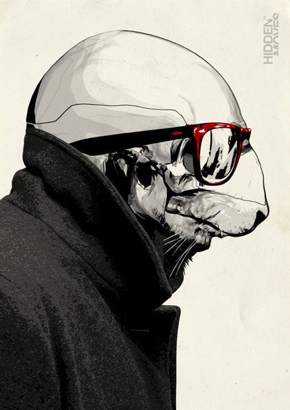 Amazing artworks by Hidden Moves