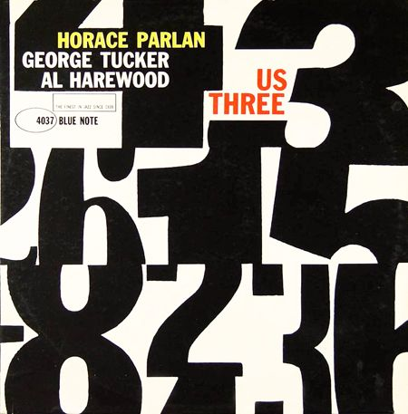 Horace Parlan - Us Three (1960)