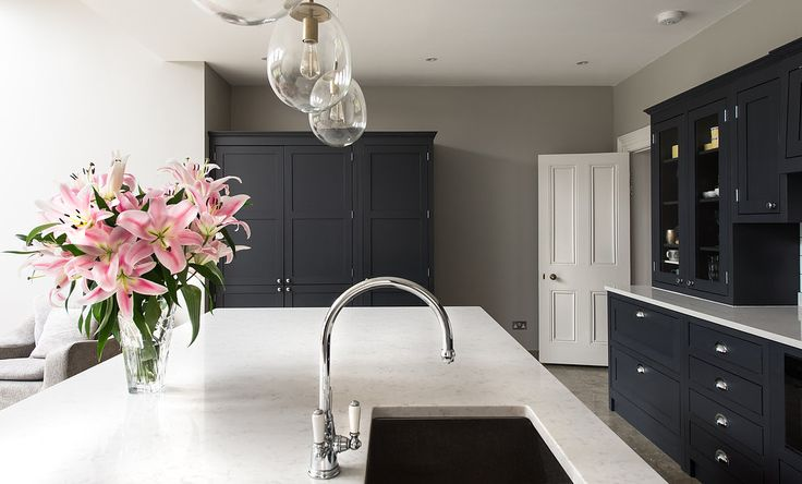 The Shaker Kitchen Company are makers of Affordable, Handmade, Painted Shaker Kitchens. Painted in RAL 7016