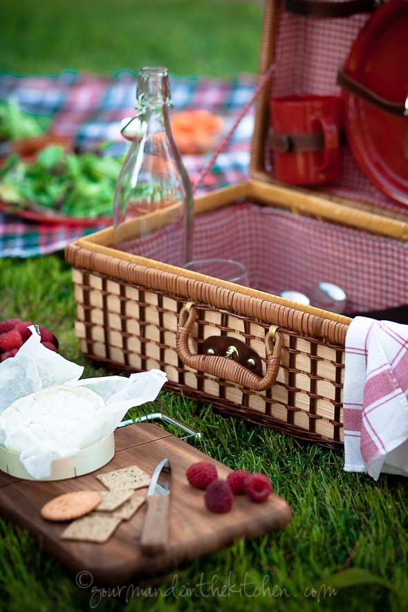 Celebrating Earth Day with a Picnic for the Planet - Great picnic tips  recipe ideas by Gourmande in the Kitchen
