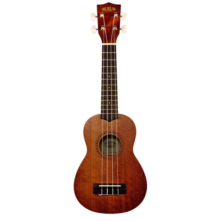 Kala KA-15S Mahogany Soprano Ukulele. My new and first ukulele!