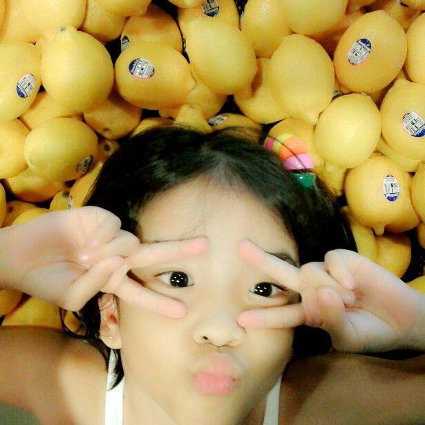Yellow Lemon..