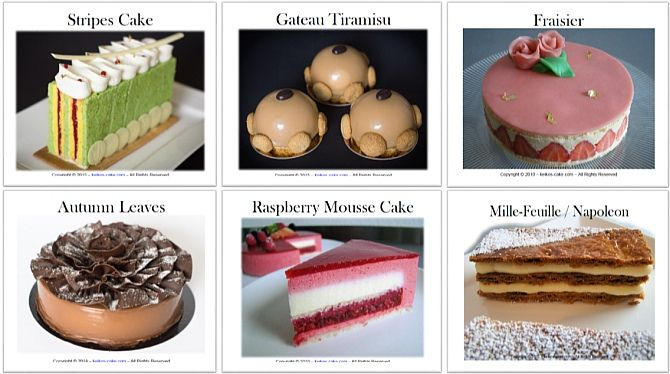 """Want To Bake Like a Pastry Chef At Home?""""  Impress Your Friends And Family With Something Special…"""