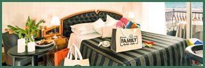"""Offerta Coppie felici con neonati! New entry del gruppo FAMILY HOTELS ITALIA nasce in centro a Rimini sul mare il #FAMILYHOTELCONTINENTAL rinnovato con spiaggia privata.  Scopri da subito le Vacanze All Inclusive Beach & Free Bar 24h con tutti i bimbi gratis!  Luglio da 999€ a 1099€ , Agosto da 1099€ a 1299€, Settembre da 499€ a 699€ in stanza """"baby family"""" (2 adulti + 1 neonato in culla)."""