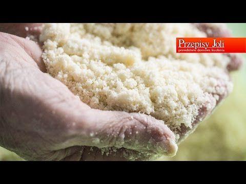 KRUSZONKA – Jak zrobić kruszonkę? – PODSTAWY GOTOWANIA - Przepisy Joli