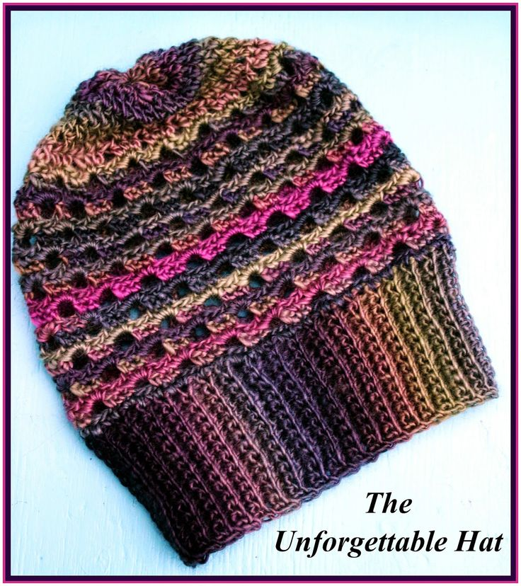 This Housewife Life: The Unforgettable Hat ~FREE PATTERN~