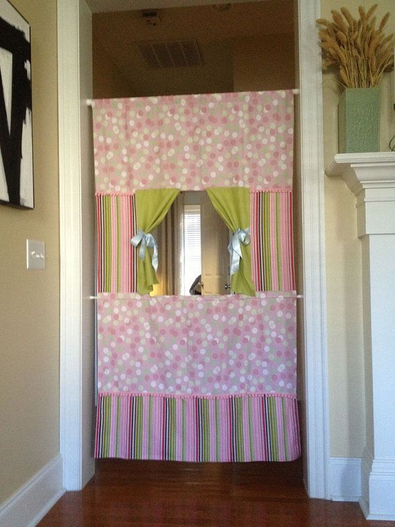 Custom Doorway Puppet Theatre By Jeanne12 On Etsy, $98.00