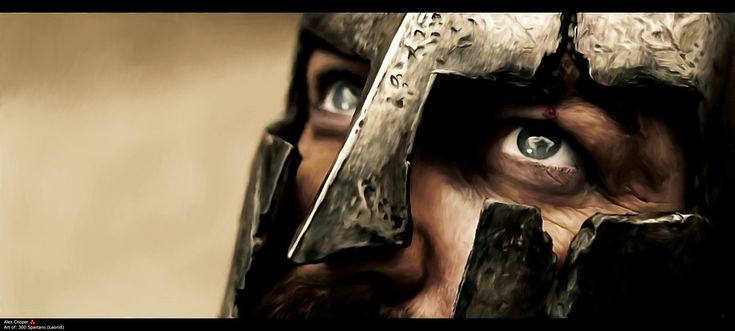 Art of: 300 Spartans by AlexCooperArt on deviantART