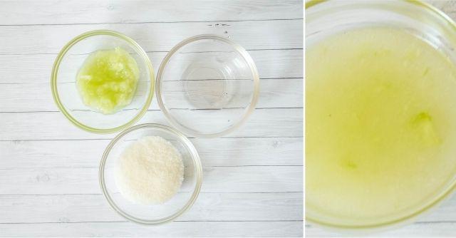 Cucumber Sugar Scrub #beauty #beautyblogger #beautyblog #bblogger #bblog #DIYbeauty #sugarscrub #bodyscrub #DIYscrub