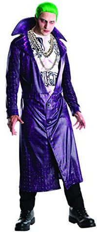 Mens Suicide Squad Deluxe Joker Fancydress Costume   #halloweencostume #halloweenparty #halloween