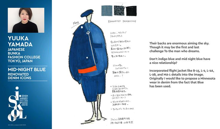 #isko #iskool #denim #project #sketches #denimlovers #designAward #shortlisted #finalist #BunkaFashionCollege @mavieu